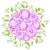 vektor · nyár · koszorú · kártya · virágok · levelek - stock fotó © odina222