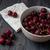 some fresh ripe red cherries stock photo © oei1