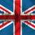 flag of united kingdom with london skyline stock photo © ojal