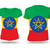Эфиопия · вектора · набор · подробный · стране · форма - Сток-фото © ojal