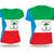bandiera · Guinea · Equatoriale · albero · mappe · pulsante · politica - foto d'archivio © ojal