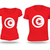 vlag · Tunesië · witte · papier · ontwerp · wereld - stockfoto © ojal