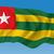 トーゴ · 共和国 · アフリカ · マップ · プラス · 余分な - ストックフォト © ojal