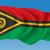 bandeira · Vanuatu · isolado · branco · globo · mundo - foto stock © ojal