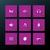 Vector flat audio icon set stock photo © ojal
