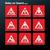 vervoer · sticker · icon · vierkante · vorm · moderne - stockfoto © ojal