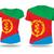bandeira · Eritreia · textura · abstrato · mundo · arte - foto stock © ojal