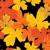 autumn seamless pattern stock photo © ojal