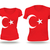zarándok · nő · Törökország · nők · művészet · madár - stock fotó © ojal