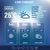 weather forecast interface with icon set stock photo © ojal