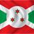 mapa · Burundi · abstrato · fundo · vermelho · comunicação - foto stock © ojal
