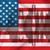 zászló · királyság · sziluett · város · piros · fehér - stock fotó © ojal