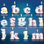 буква · М · пончик · шрифт · пончик · алфавит · Sweet - Сток-фото © ojal