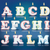 letter · m · snoep · doopvont · karamel · alfabet · lolly - stockfoto © ojal