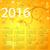 календаря · 2016 · черный · вектора · eps10 · искусства - Сток-фото © olgadrozd