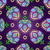 vector · naadloos · bloemen · goud · patroon - stockfoto © olgadrozd