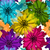 seamless floral motley pattern stock photo © olgadrozd
