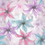 naadloos · pastel · patroon · bloemen · bloem - stockfoto © olgadrozd