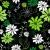 シームレス · 暗い · テクスチャ · 花 · 花 · エンドレス - ストックフォト © olgadrozd