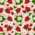sombre · floral · modèle · coloré - photo stock © olgadrozd