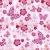 rosa · pastel · sin · costura · floral · patrón · flores - foto stock © olgadrozd