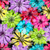 seamless floral colorful pattern stock photo © olgadrozd