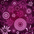 dark purple seamless pattern stock photo © olgadrozd