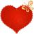 Rood · vlinder · hart · vector · liefde · ontwerp - stockfoto © olgadrozd