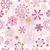 christmas pink seamless pattern stock photo © olgadrozd