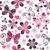 vetor · vermelho · sujo · sem · costura · floral - foto stock © olgadrozd