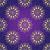 seamless dark violet christmas pattern stock photo © olgadrozd