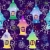 vivid christmas seamless pattern stock photo © olgadrozd