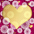 valentine floral frame stock photo © olgadrozd