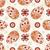 carta · da · imballaggio · design · fiori · rossi · vettore · texture - foto d'archivio © olgadrozd