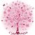 pink decorative spring tree stock photo © olgadrozd