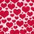 vintage seamless valentine pattern stock photo © olgadrozd