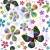 シークイン · 蝶 · 刺繍 · ピンク · ファッション · 自然 - ストックフォト © olgadrozd