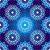 seamless dark blue vintage christmas pattern stock photo © olgadrozd