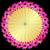 ヴィンテージ · フレーム · 紫色 · 金 · 花 · ベクトル - ストックフォト © olgadrozd
