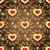 valentine · karanlık · model · grunge - stok fotoğraf © olgadrozd