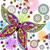 seamless vivid spring pattern stock photo © olgadrozd