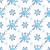seamless christmas white pattern stock photo © olgadrozd