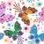 effortless floral pattern stock photo © olgadrozd