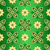 シームレス · 暗い · 緑 · フローラル · ヴィンテージ · ベクトル - ストックフォト © olgadrozd
