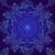 senza · soluzione · di · continuità · fiocco · di · neve · vettore · pattern · buio · blu - foto d'archivio © olgadrozd