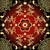 mandala · patronen · bruin · illustratie · voedsel · achtergrond - stockfoto © olgadrozd