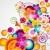 cartão · de · presente · floral · projeto · textura · primavera · fundo - foto stock © OlgaYakovenko