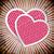 coração · dom · membro · papel · fundo · branco - foto stock © olgayakovenko