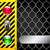 staal · techno · patroon · groene · achtergrondverlichting - stockfoto © olgayakovenko