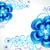 soyut · güzel · çiçek · vektör · kapak · şablon · kâğıt - stok fotoğraf © olgayakovenko